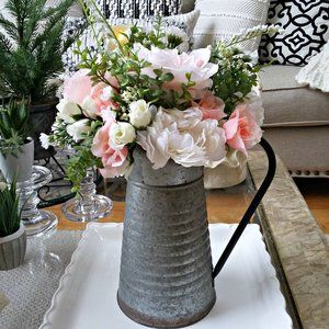 SHABBY Farmhouse COTTAGE Floral DECOR OH MY